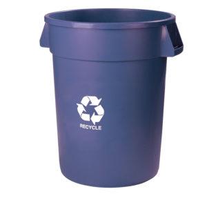 Rotational Molding Trash Can