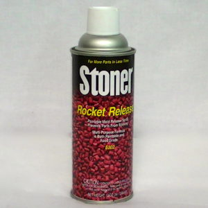 Stoner E-302 Rocket Release Paintable Mold Release