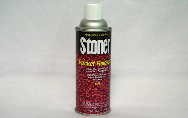Stoner E-302 Rocket Release Paintable Mold Release