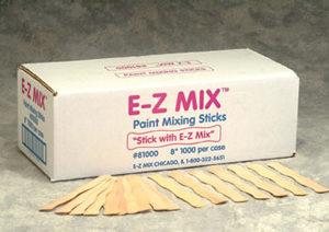 Wooden Mixing Sticks