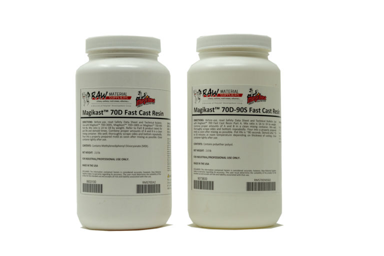 Fast Cast Urethane Resin