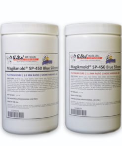 Magikmold® SP 450 Blue Silicone Putty