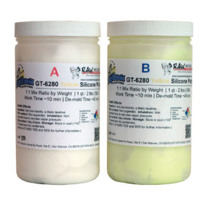 gt-6280 yellow putty 2lb