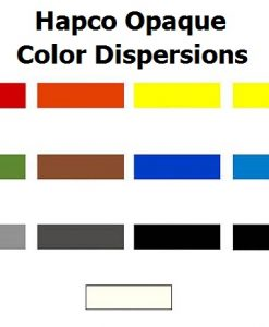 hapco dispersions