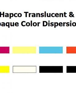 hapco mp dispersions