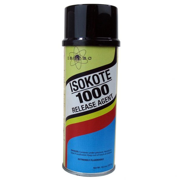 isokote 1000 mold release