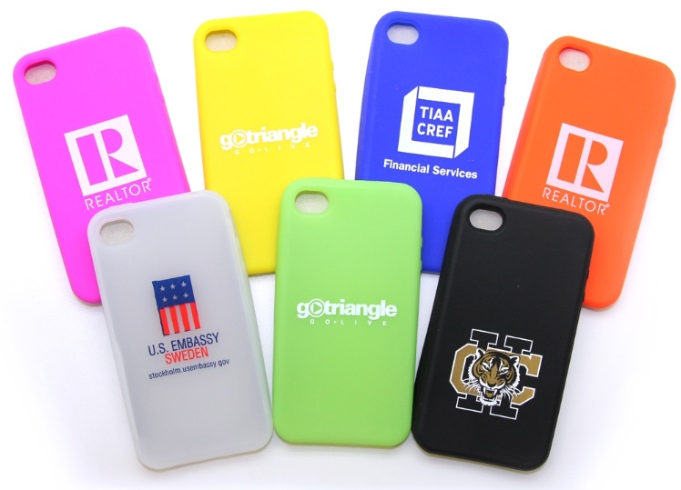 silicone ink cellphone covers